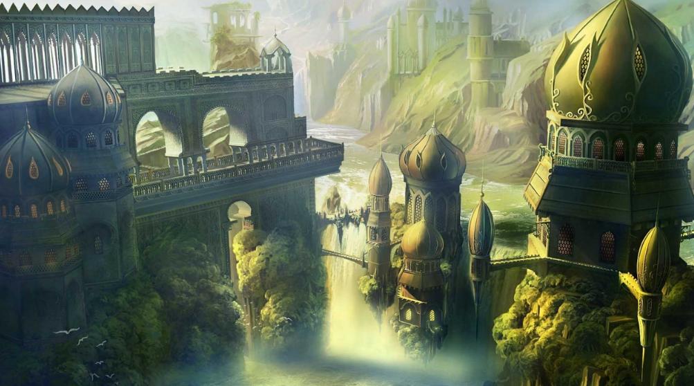 New World: RPG! Oku